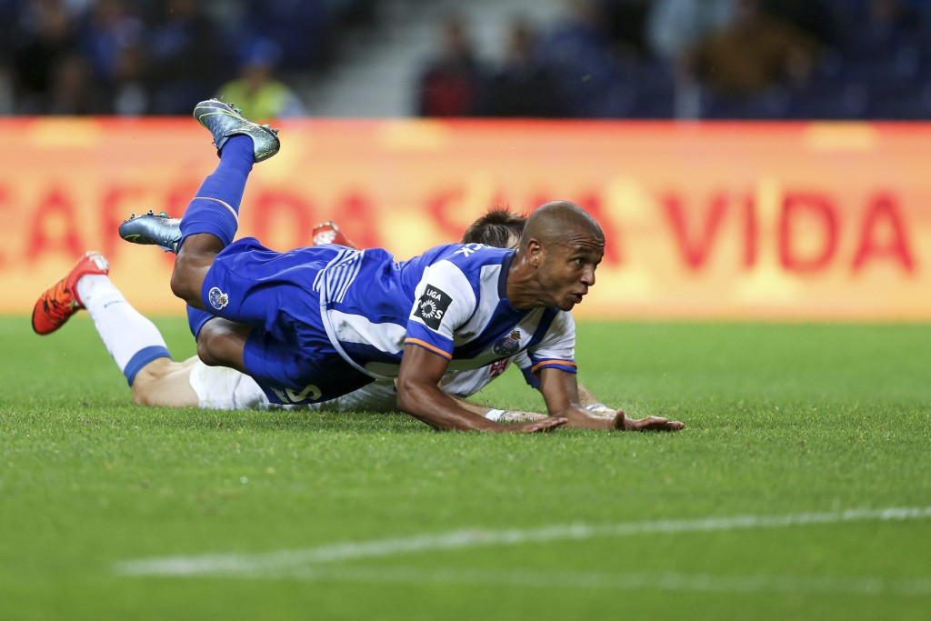 """Brahimi seems to have """"fallen down the pecking order"""" at FC Porto and is reportedly set to complete a move to Everton before the transfer deadline. (Picture Courtesy - AFP/Getty Images)"""