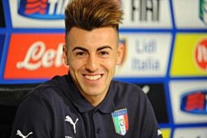 Italy soccer team press conference