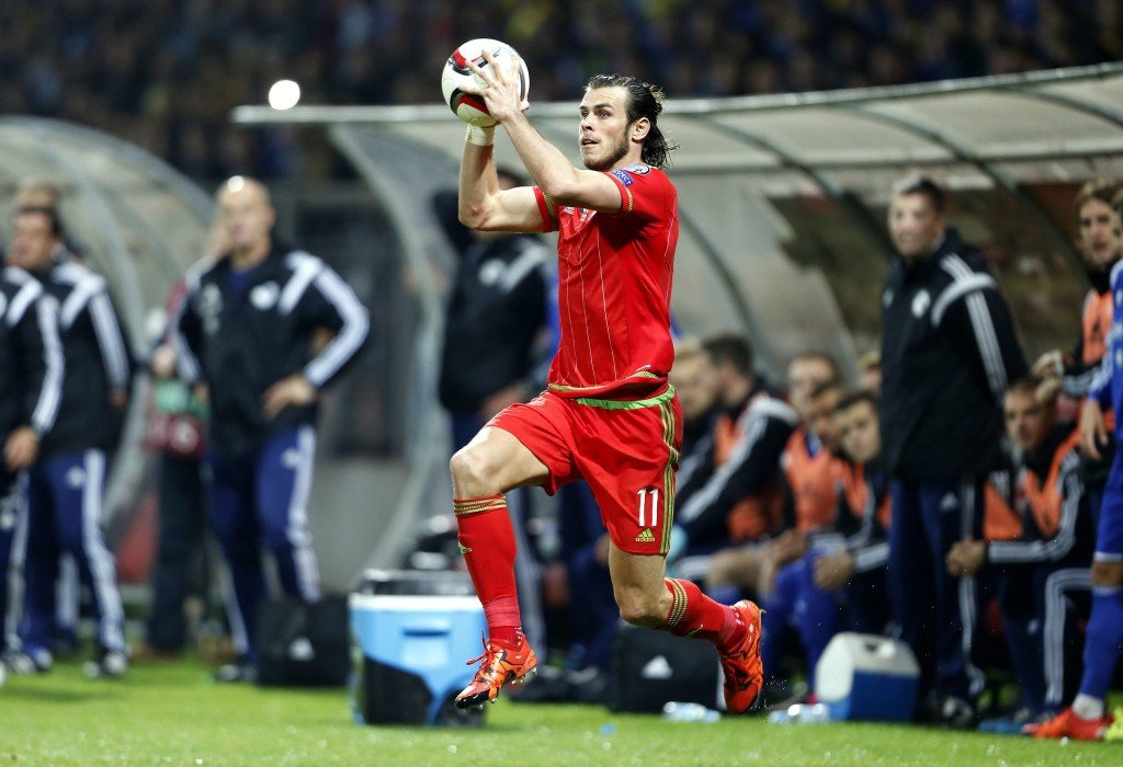 Gareth Bale-Welsh Hero