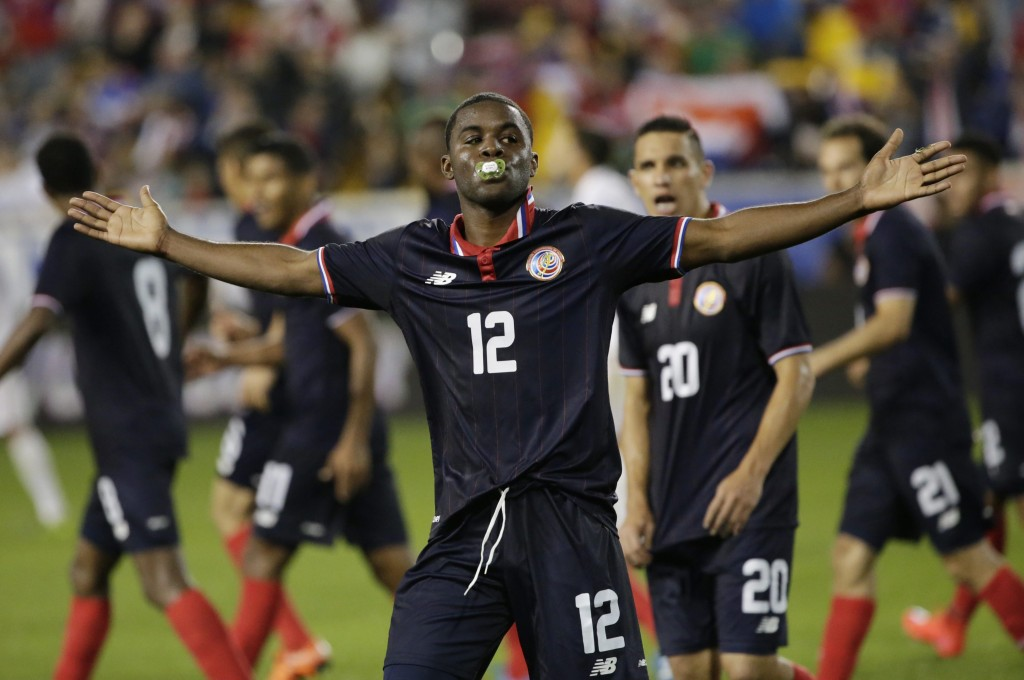 Campbell silenced his doubters as a stellar season at club level was followed by a strong display at the 2014 FIFA World Cup with Costa Rica.