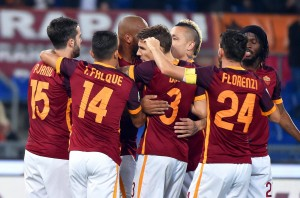 AS Roma vs Udinese Calcio