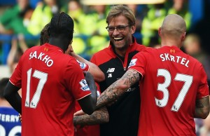 Liverpool could be without their first choice center-half pairing of Sakho & Skrtel