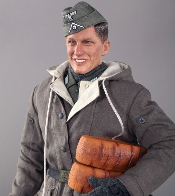 The Nazi doll created by DiD bears the Eagle and the Swastika, and has an uncanny resemblance to German football captain Schweinsteiger. They have even named the doll 'Bastian'.  [Image Courtesy: DiD.co]