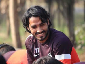 Sandesh Jhingan will look to carry on from where he left off against Iran