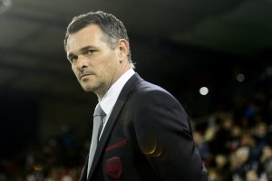 Manager Willy Sagnol has an injury crisis on his hands