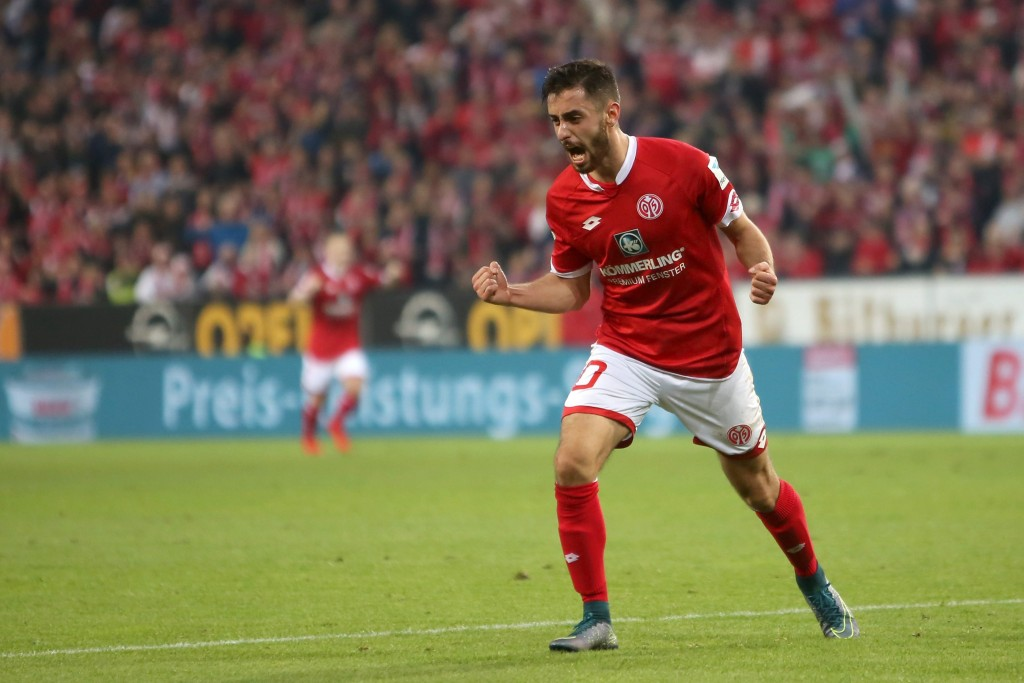 Yunus Malli has shown he has the pedigree to be successful at the highest level and could be on his way to the industrious English Premier League with Tottenham interested. (Picture Courtesy - AFP/Getty Images)