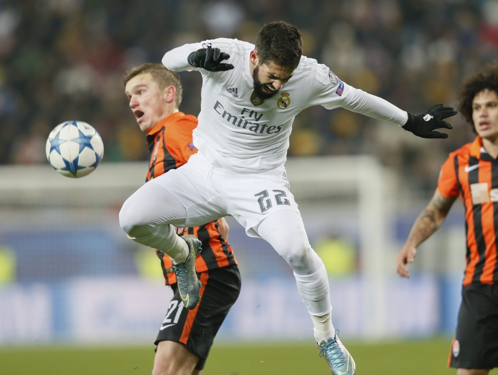 Isco is trying to find his feet at Real Madrid under Zinedine Zidane and is willing to stay and fight for his place at the club. (Picture Courtesy - AFP/Getty Images)