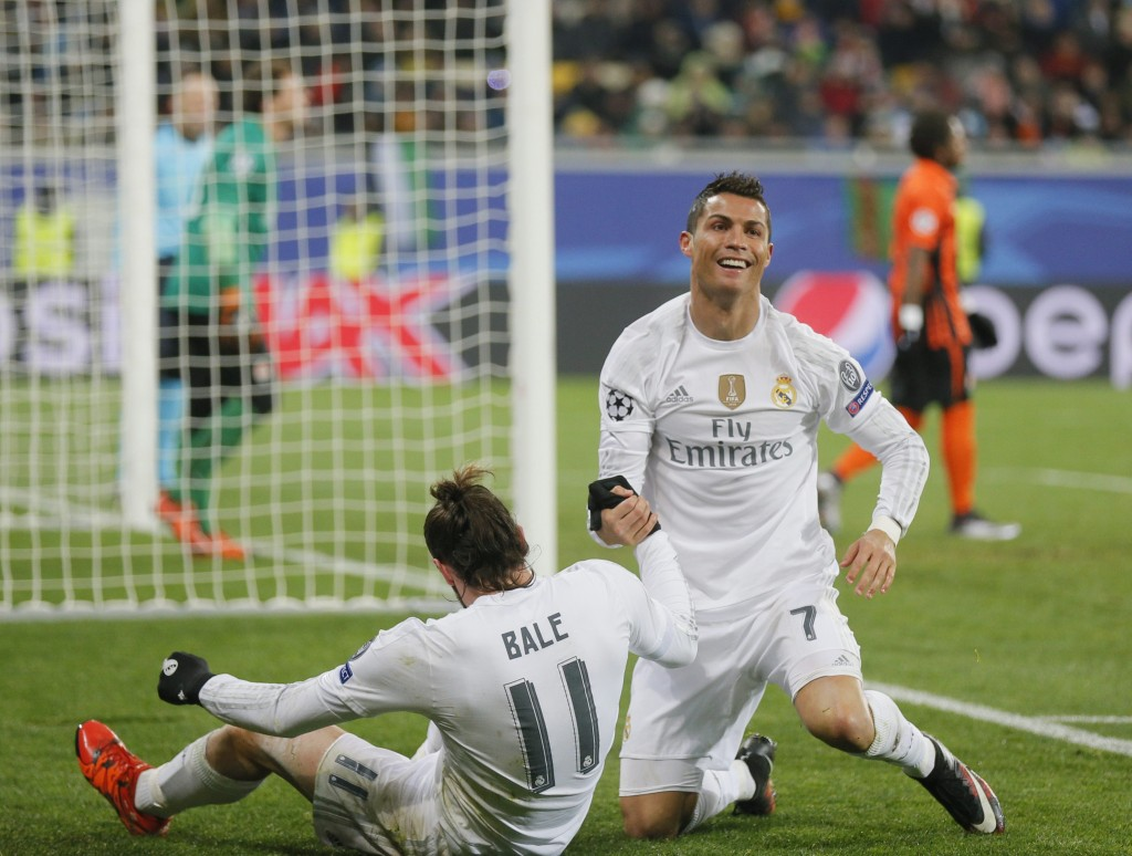 Champions League: Real Madrid Survive Late Shakhtar Donetsk Surge To Win 4-3