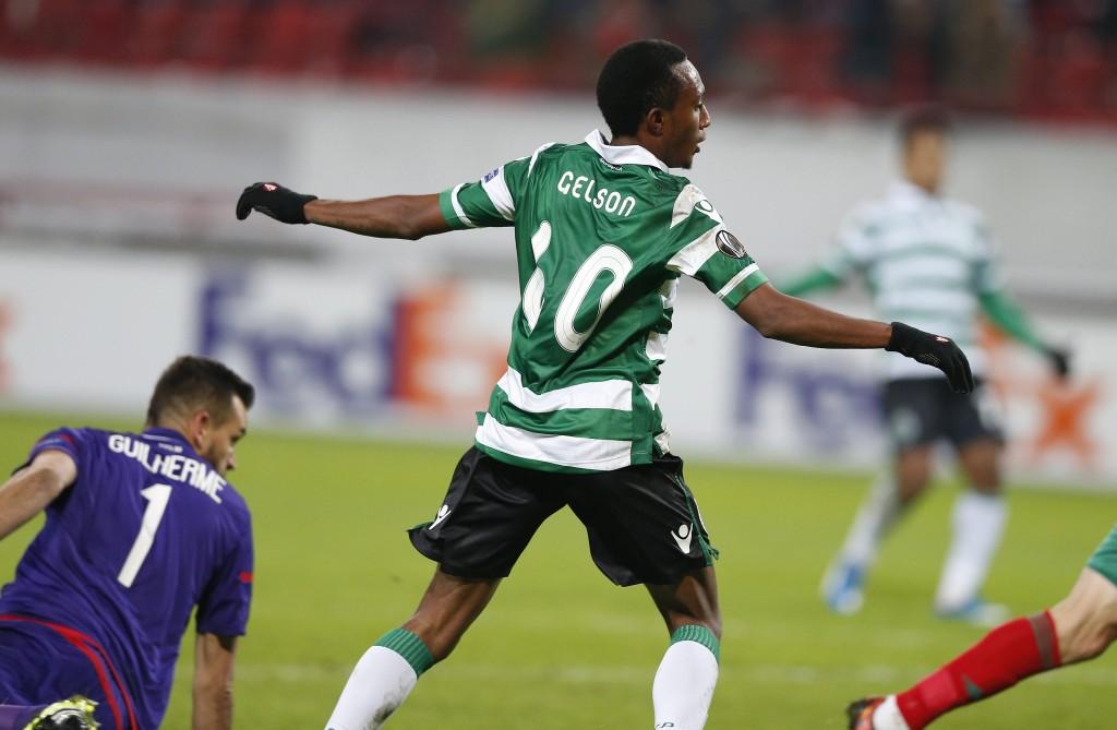 Gelson Martins could well be the next talented Sporting wing talent destined for stardom with clubs circling the 21-year-old. (Picture Courtesy - AFP/Getty Images)