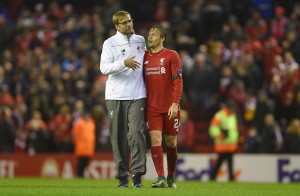 """""""He is a very important player for us"""" - Klopp on the suspended Lucas Leiva"""