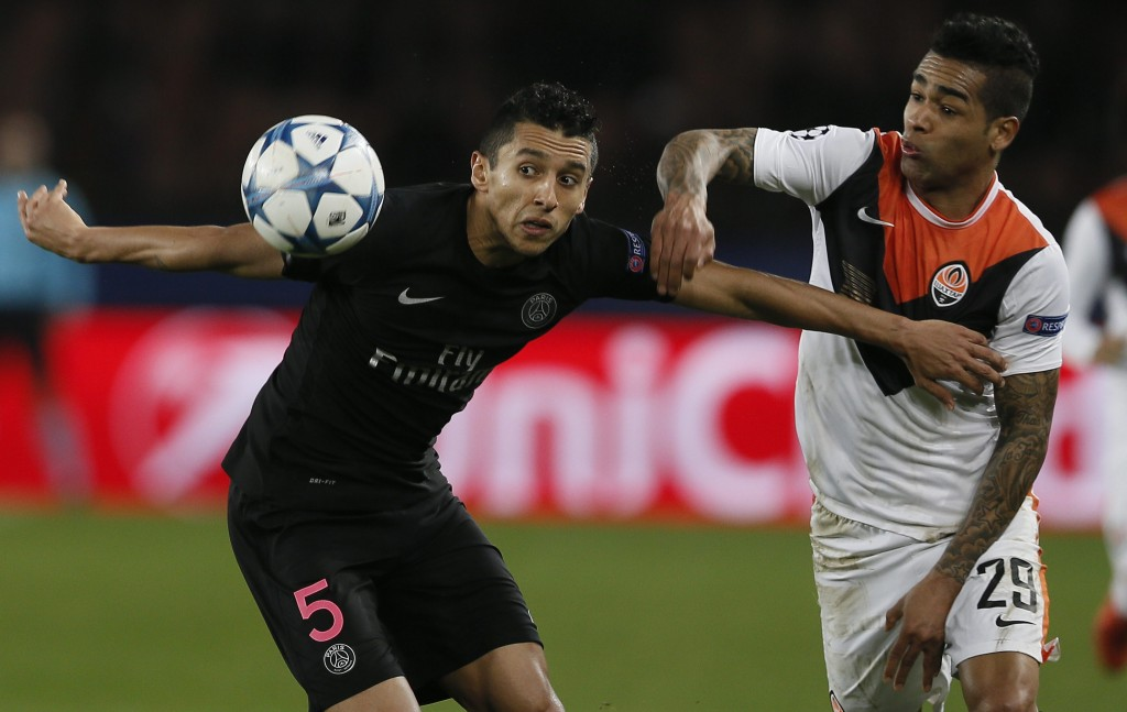 PSG are not willing to lose Marquinhos