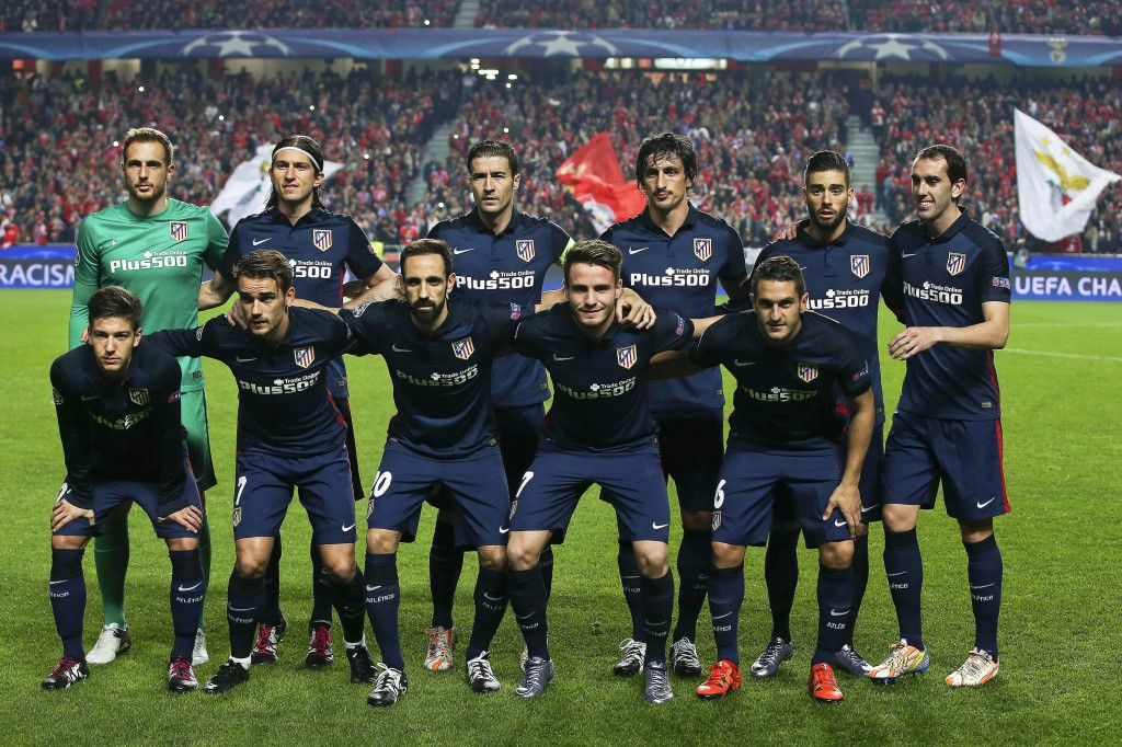 A key figure of Diego Simeone's Atletico Madrid setup. (Picture Courtesy - AFP/Getty Images)