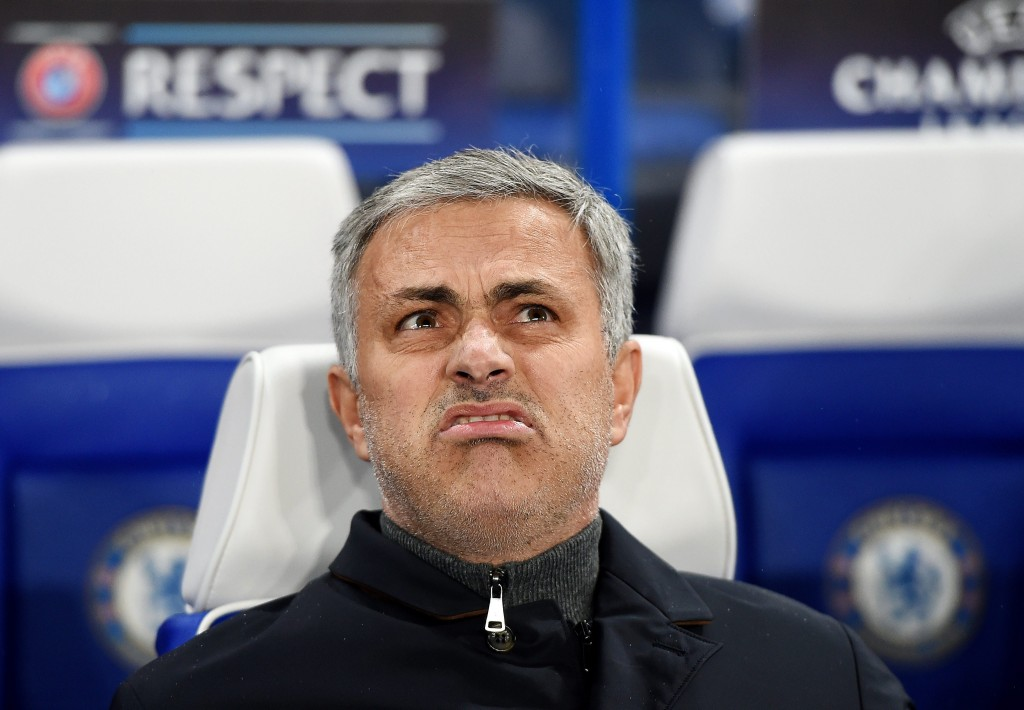 Mourinho's likely reaction to rumours linking Messi to Manchester United. (Picture Courtesy - AFP/Getty Images)