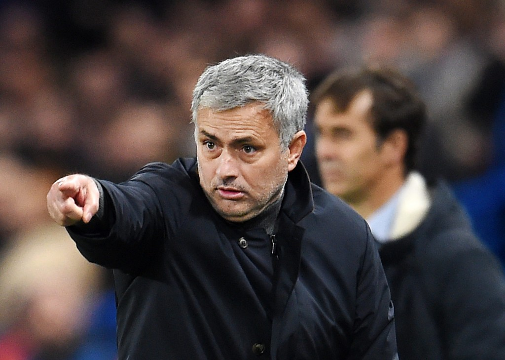 Mourinho has got rid of many players, and Martial could be added to that list. (AFP/ Getty Images)