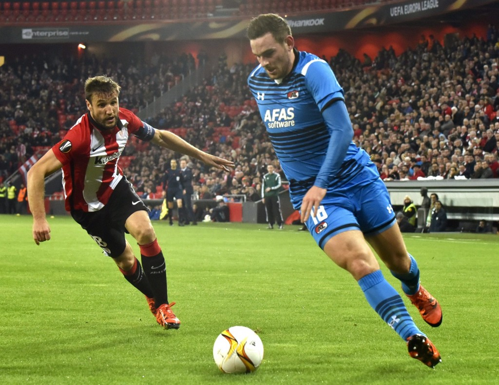 Athletic Club vs AZ Alkmaar