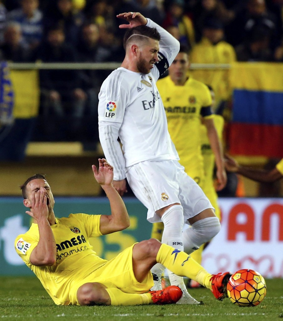 Villarreal Cf vs Real Madrid
