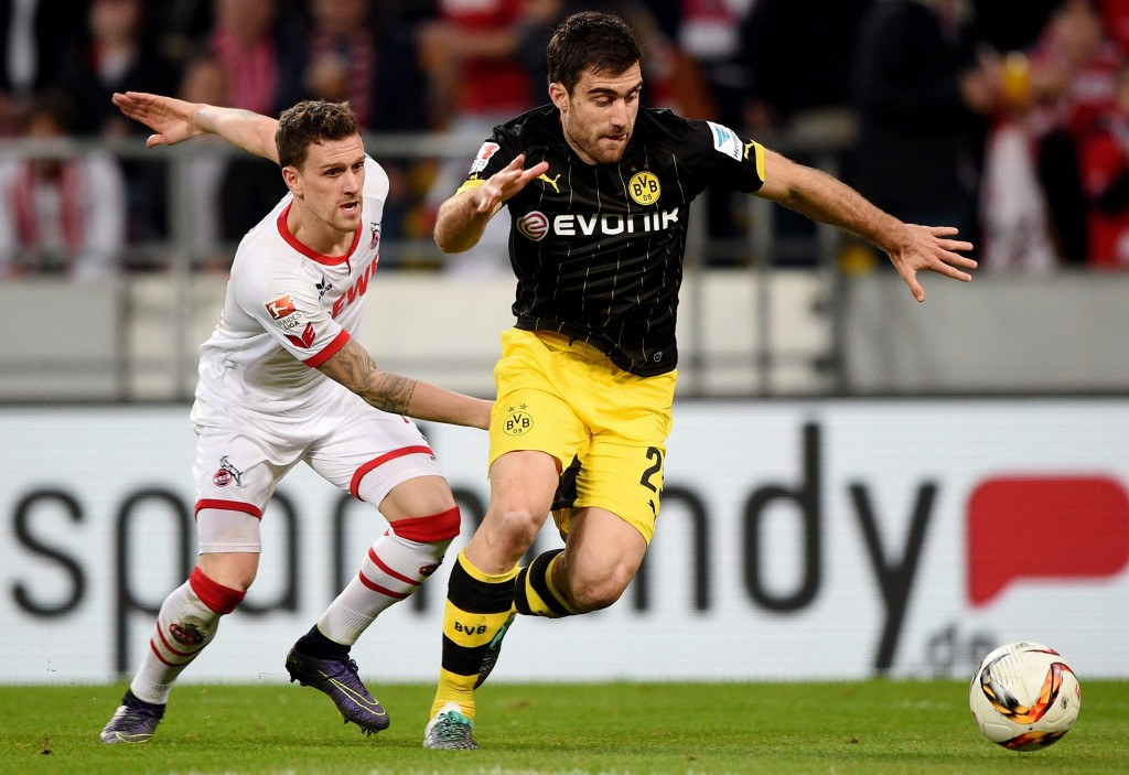Sokratis Papastathapolous has made 196 appearances for Borussia Dortmund and could move to Arsenal in the summer