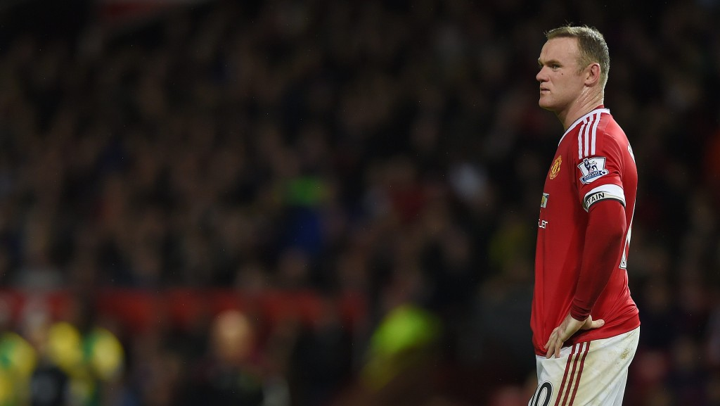 Jose Mourinho reportedly expects a positive reaction from Rooney after his omission from squad to face Feyenoord and Rooney is likely to be determined to provide the same. (Picture Courtesy - AFP/Getty Images)
