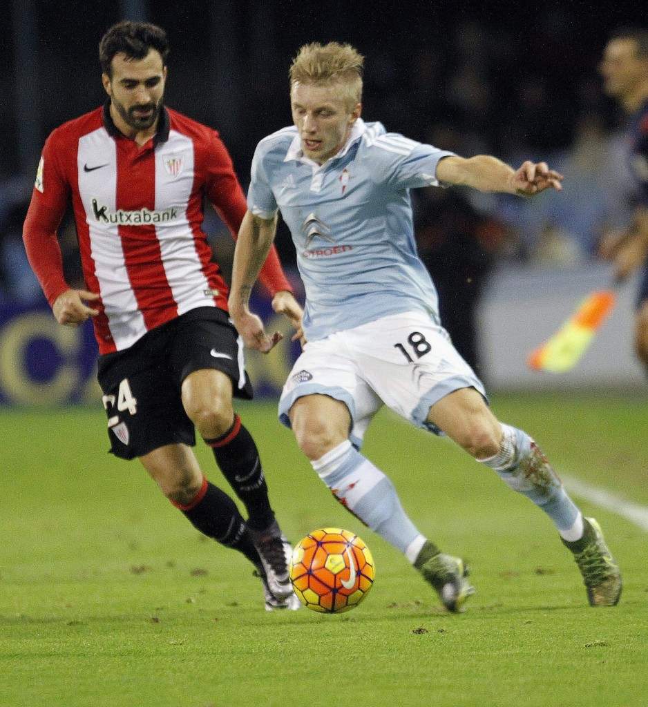 Celta vs Athletic Club