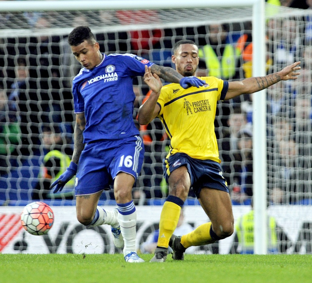 Kenedy might just have to hone his skills at Watford with Mazzarri keen to secure the player's services on loan from Chelsea. (Picture Courtesy - AFP/Getty Images)