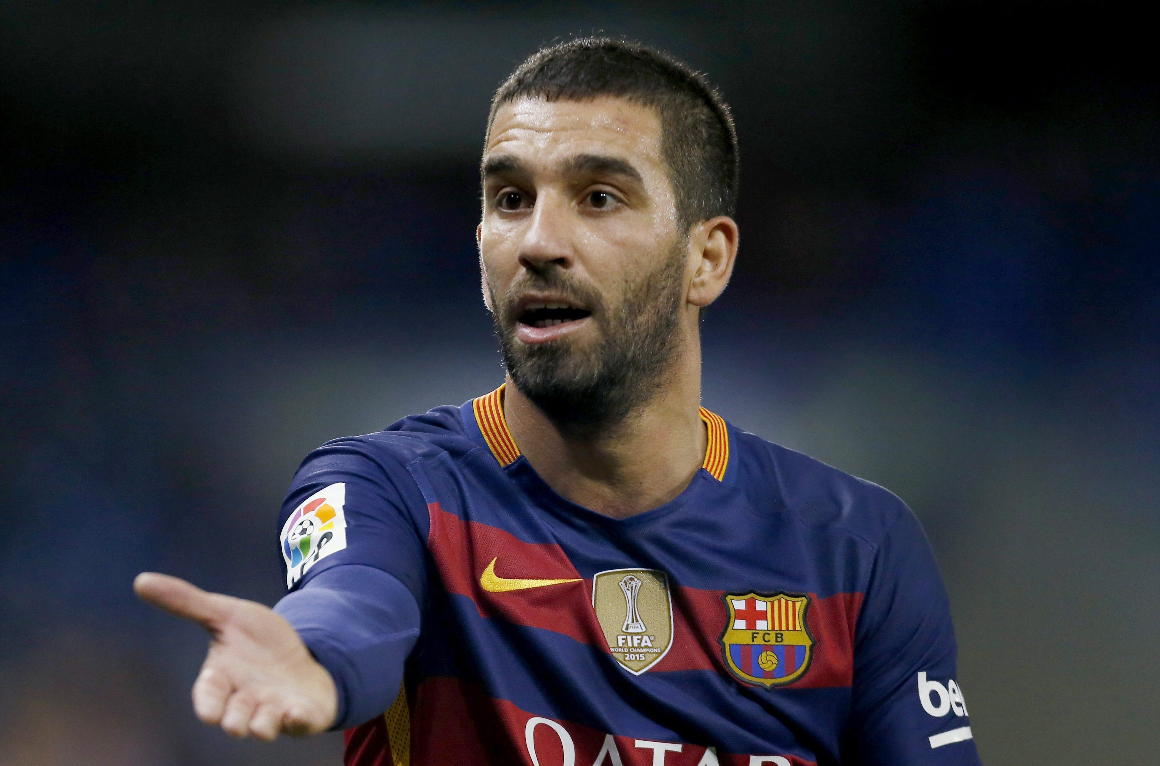 FC Barcelona Team News Arda Turan Set To Retain His Place In The