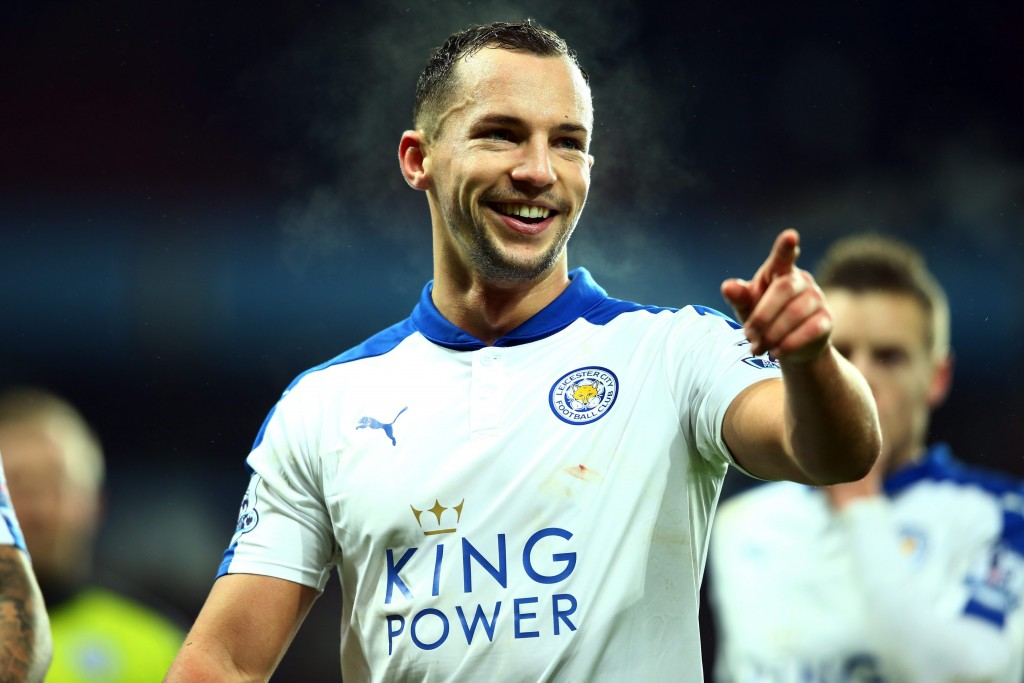 Drinkwater has shown he is capable of doing it at the big stage with Leicester and could be worth keeping an eye on. (Picture Courtesy - AFP/Getty Images)