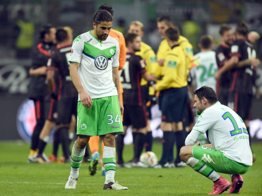 Ricardo Rodriguez has earned plaudits for his performances in the Bundesliga and the Swiss defender would aim to continue his form with the hope of securing a transfer to one of the European Elites. (Picture Courtesy - AFP/Getty Images)