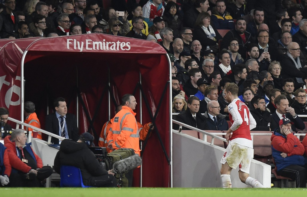 Set to depart Emirates, albeit temporarily? (Picture Courtesy - AFP/Getty Images)