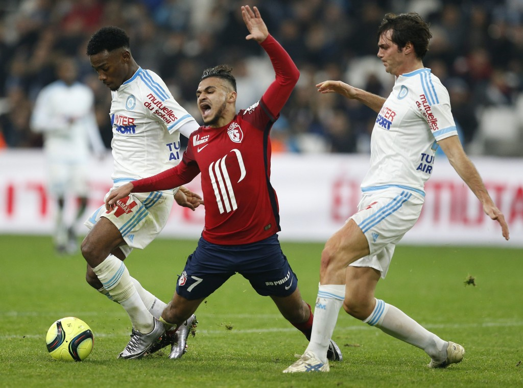Olympique Marseille vs Lille OSC