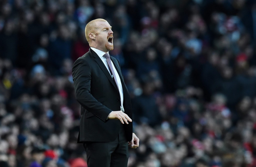 Can Dyche finally overcome the Swans? (Picture Courtesy - AFP/Getty Images)