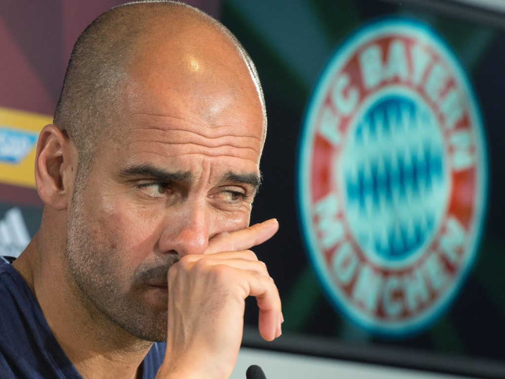 Guardiola to manage Manchester City from next season