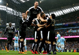Premier League champions Leicester City put East Midlands back on the map of world football