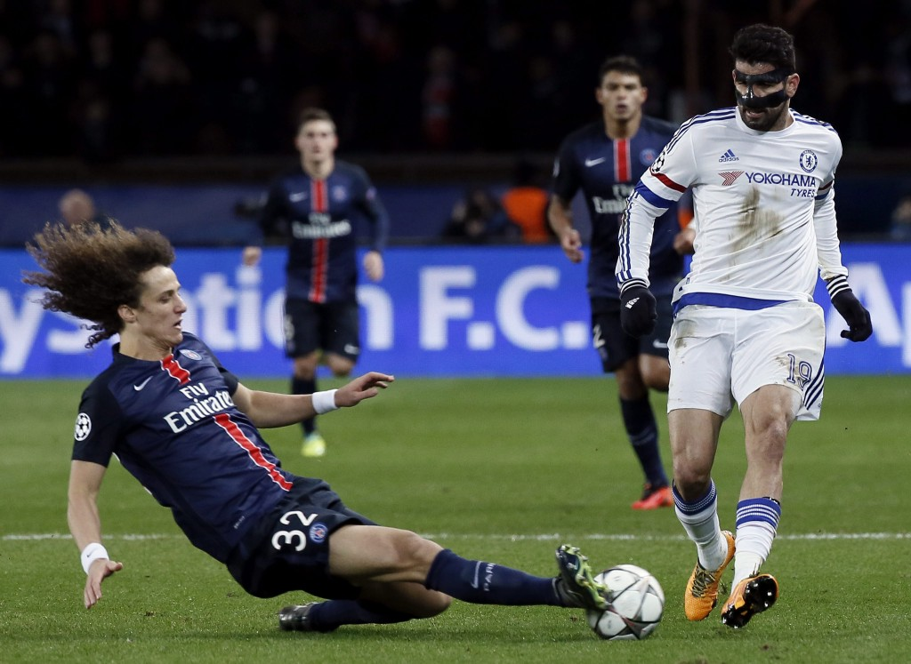 Paris Saint-Germain vs Chelsea FC
