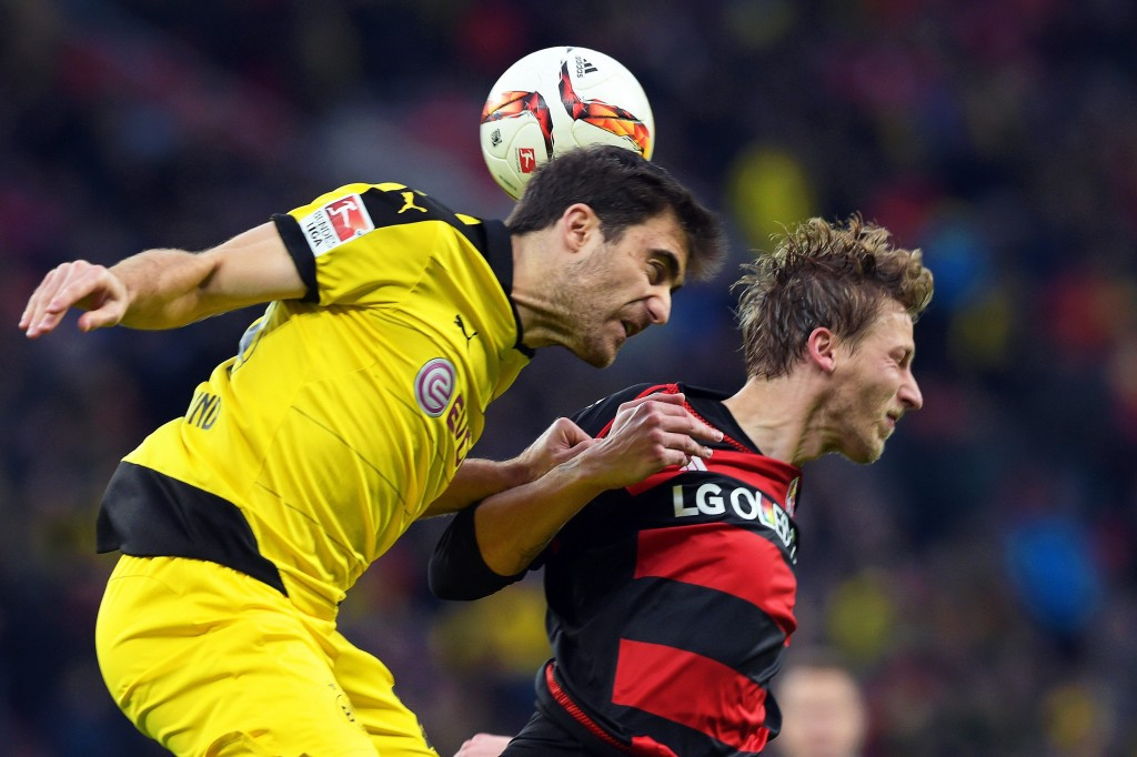 Sokratis Papastathopoulos is all set to complete a move to Arsenal in the coming days. (Photo courtesy: AFP/Getty)