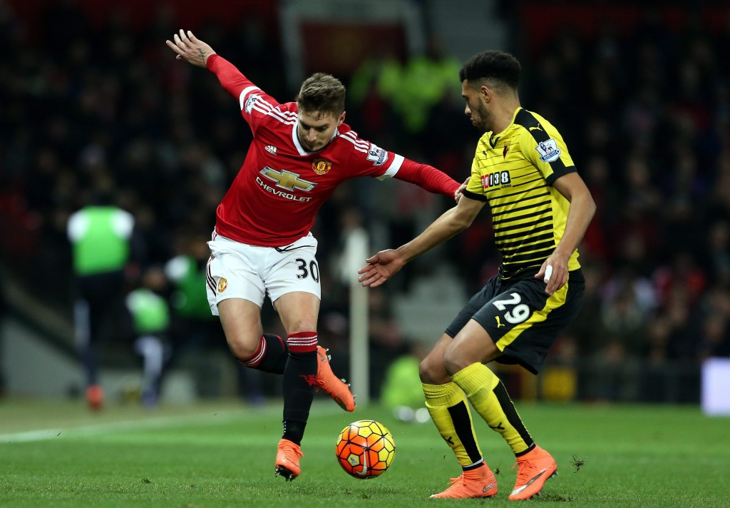 Varela has found it hard to establish himself after the move and his career seems to have stalled at Old Trafford.