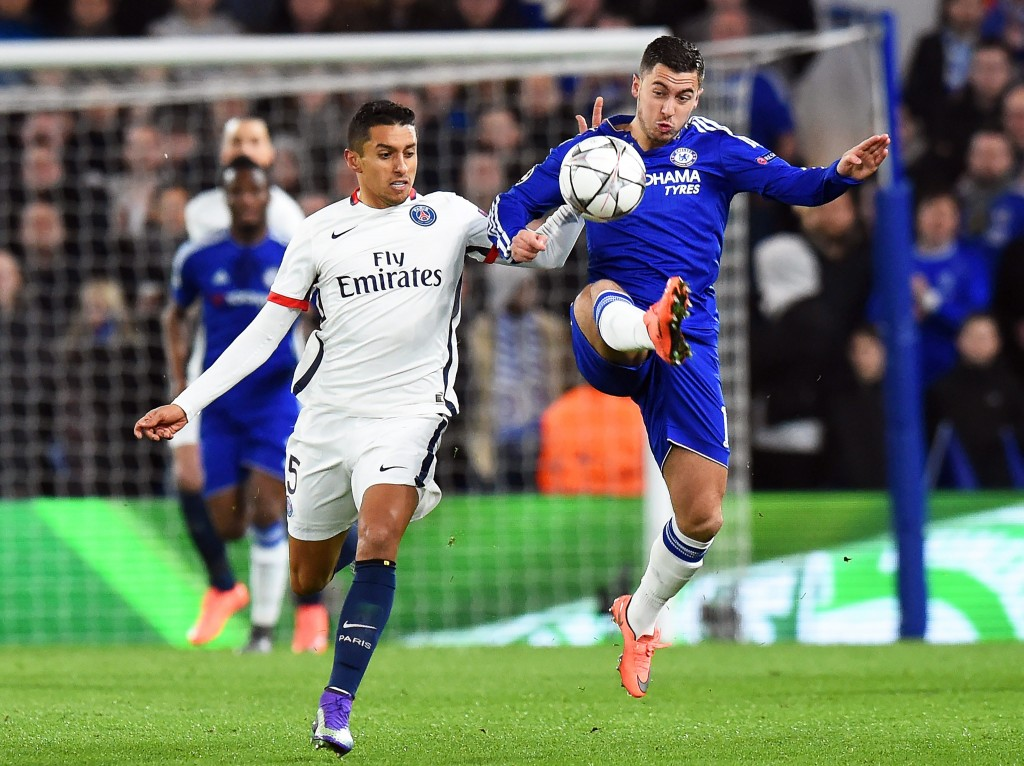 Chelsea FC vs Paris Saint-Germain