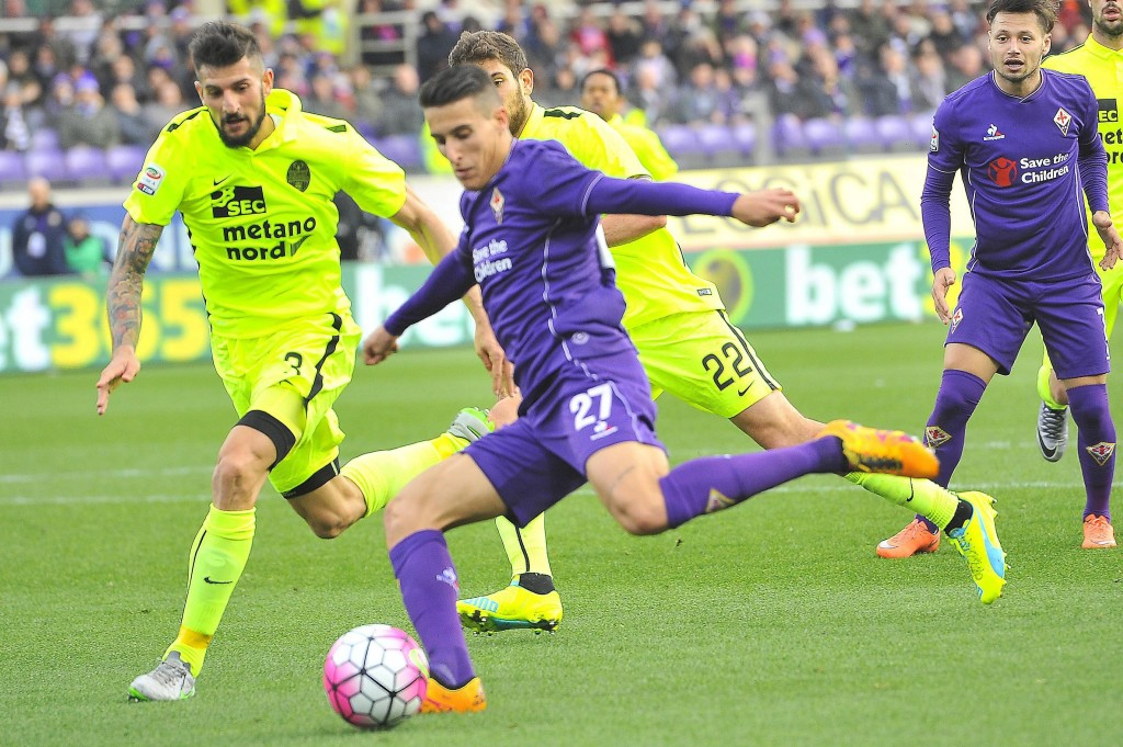 Tello impressed Fiorentina during his 6-month loan spell last season but the club failed to make the transfer permanent.