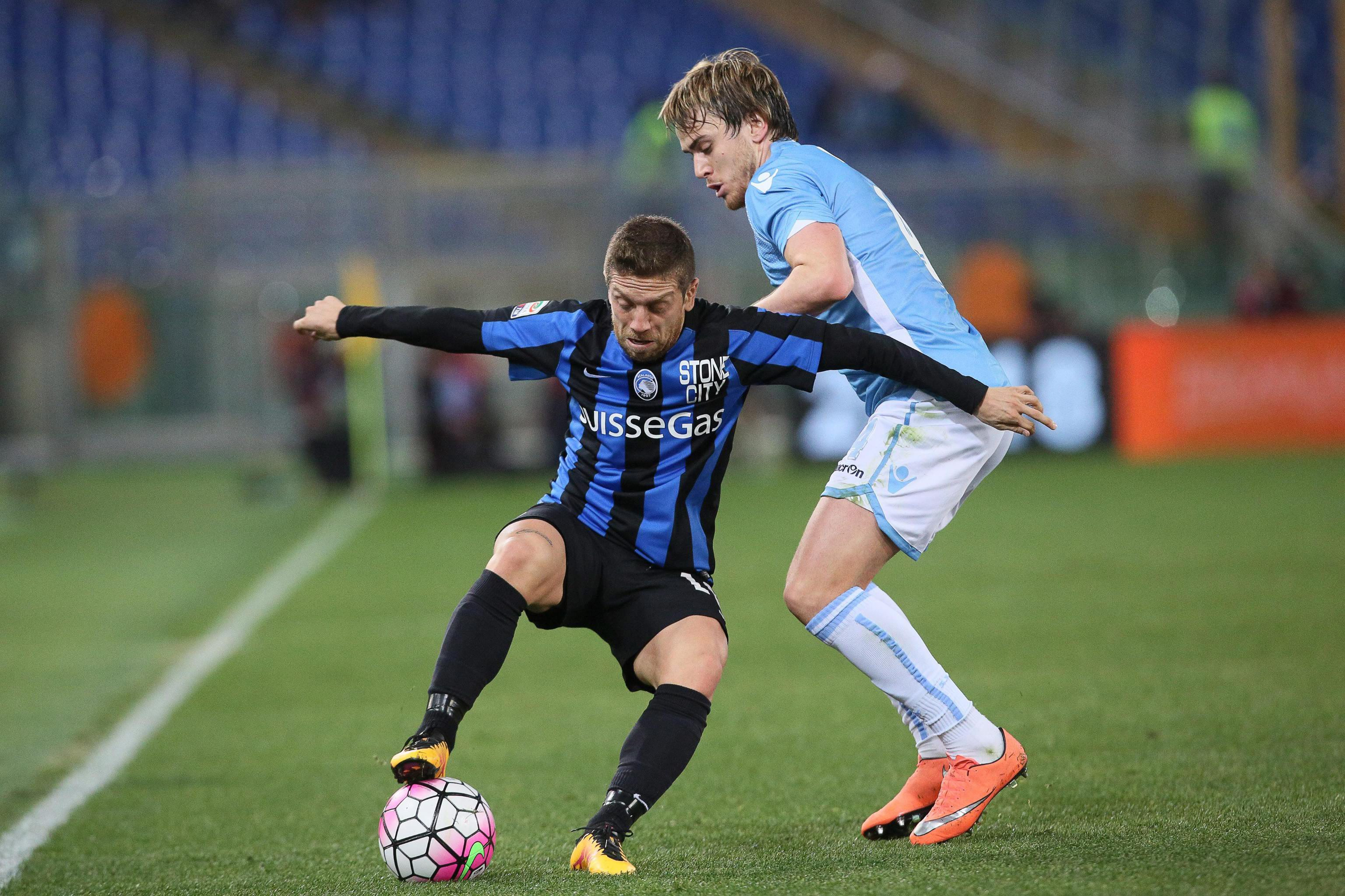 Alejandro Gomez is the primary threat tomorrow, and Lazio should treat him as such.