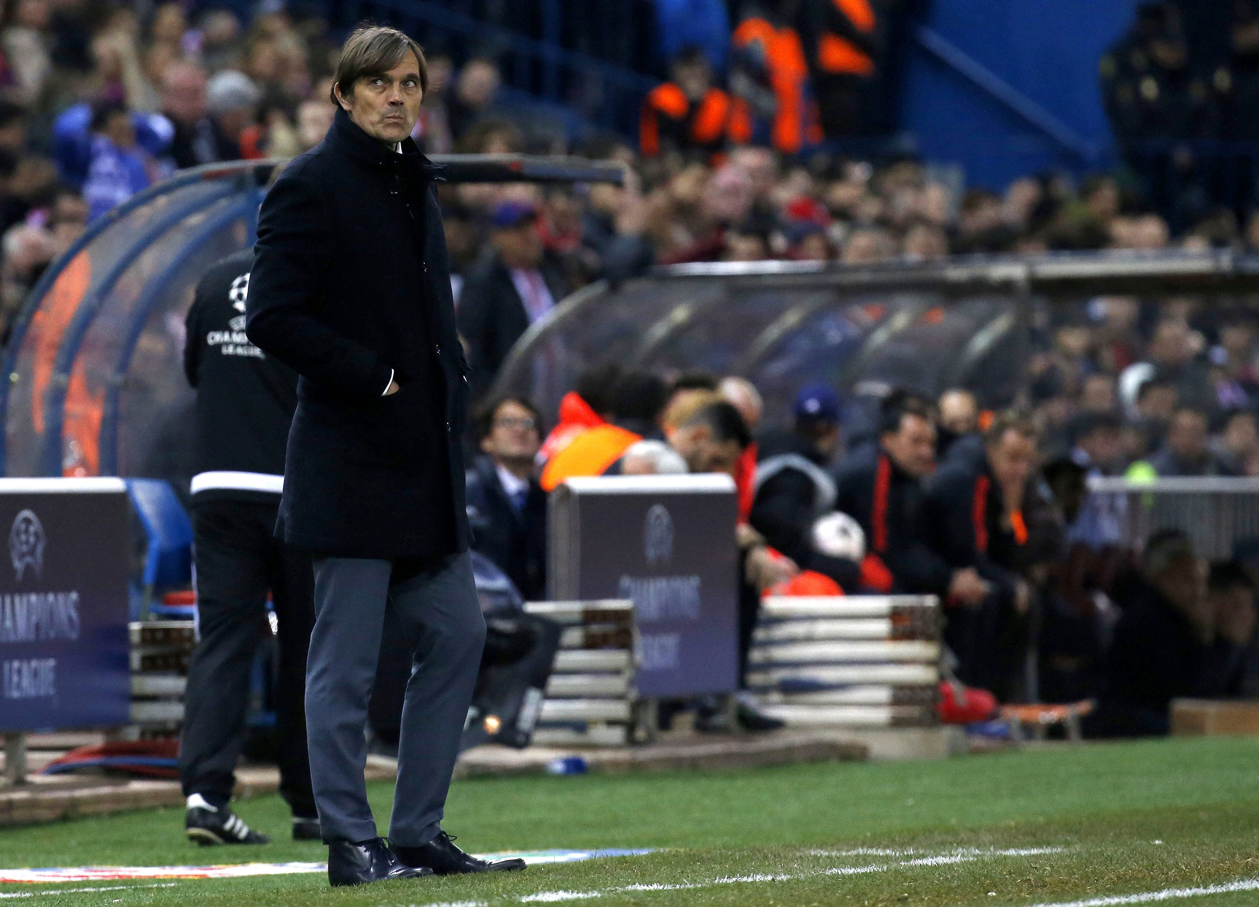 Phillip Cocu will be looking to lead Derby County to a win on Sunday