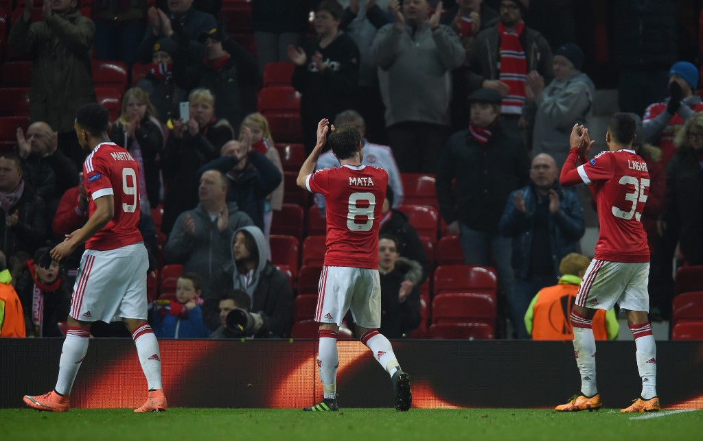 More power to Mata, a man loved by all. (Picture Courtesy - AFP/Getty Images)