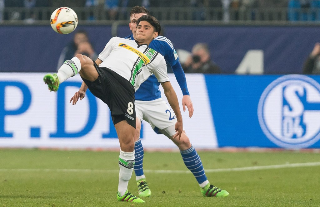 Mahmoud Dahoud looks set to hone his skills in the Bundesliga for another season, according to his agent. (Picture Courtesy - AFP/Getty Images)