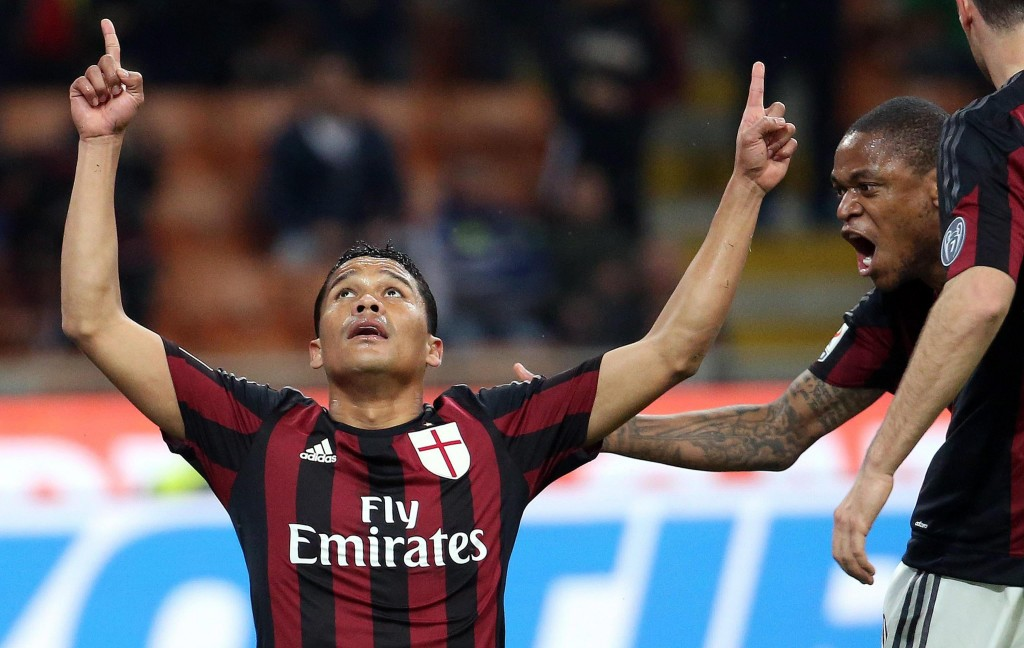 A move to Arsenal on the cards for Bacca?