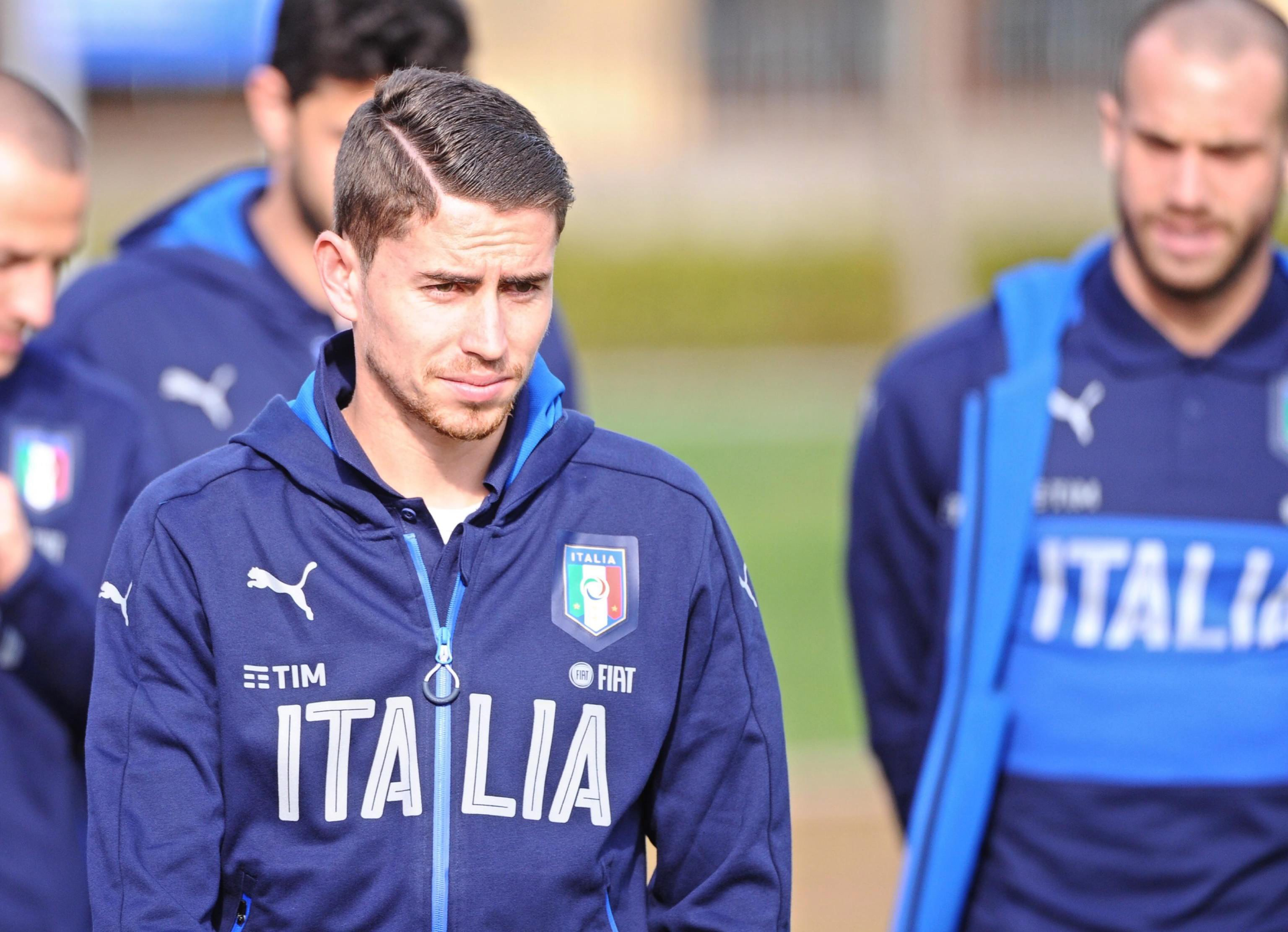 Jorginho is one of the star names missing from the Italian side. (Photo courtesy: AFP/Getty)