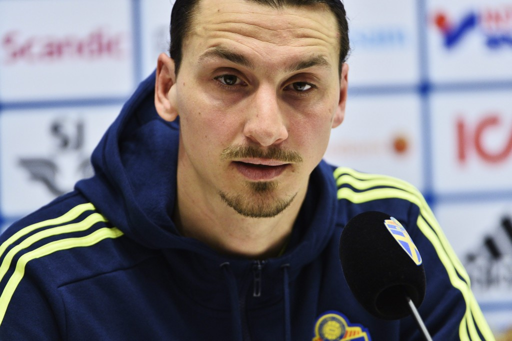 """""""United have Zlatan-ed the transfer window with their dealings"""" - Picture Courtesy - AFP/Getty Images"""