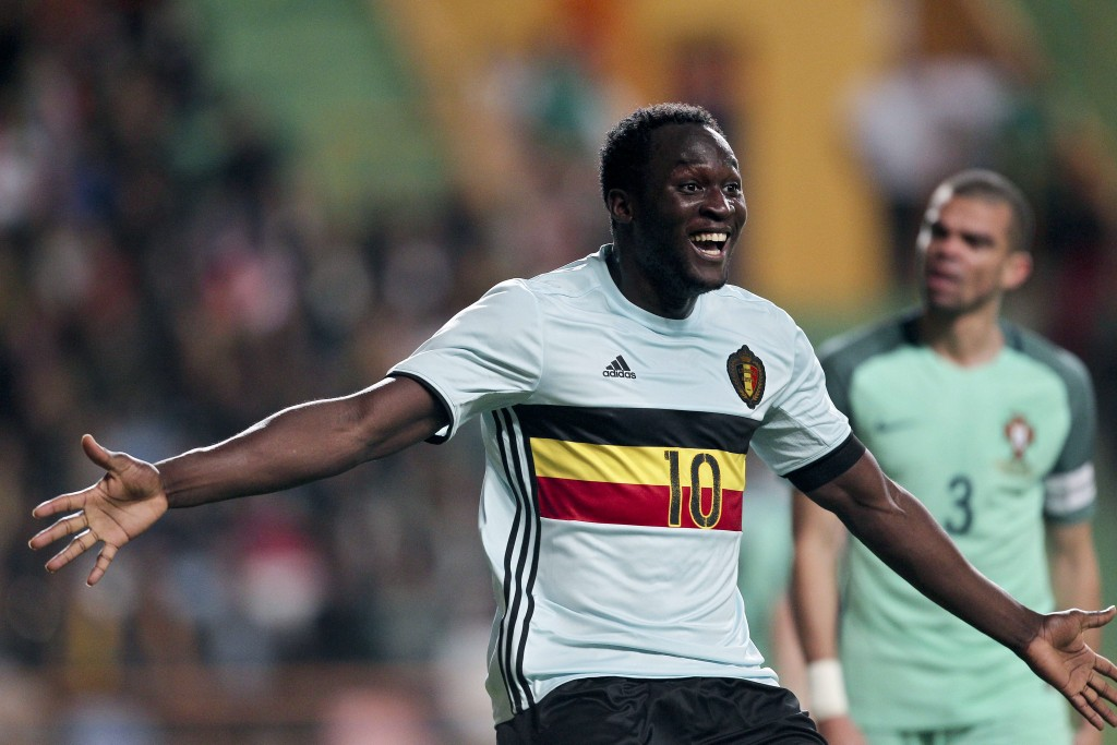 """How you like me now?"" - Romelu Lukaku is the main target for Chelsea and could be set for a return to his former club, which had sold him off to Everton in the first place. (Picture Courtesy - AFP/Getty Images)"