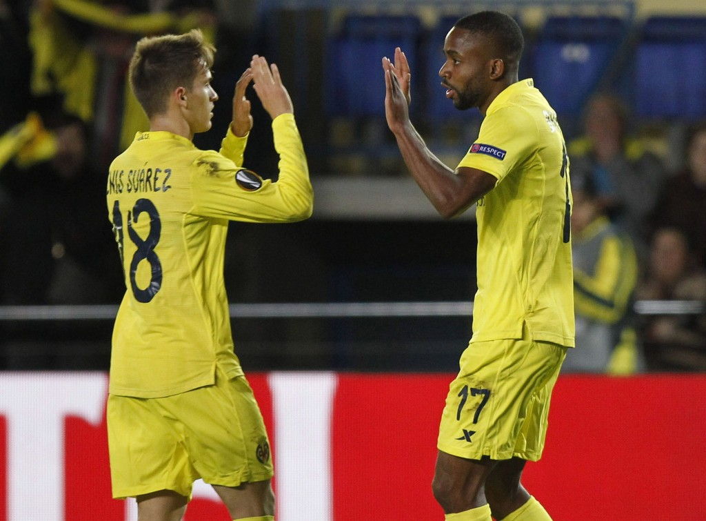 Villarreal vs Sparta Prague
