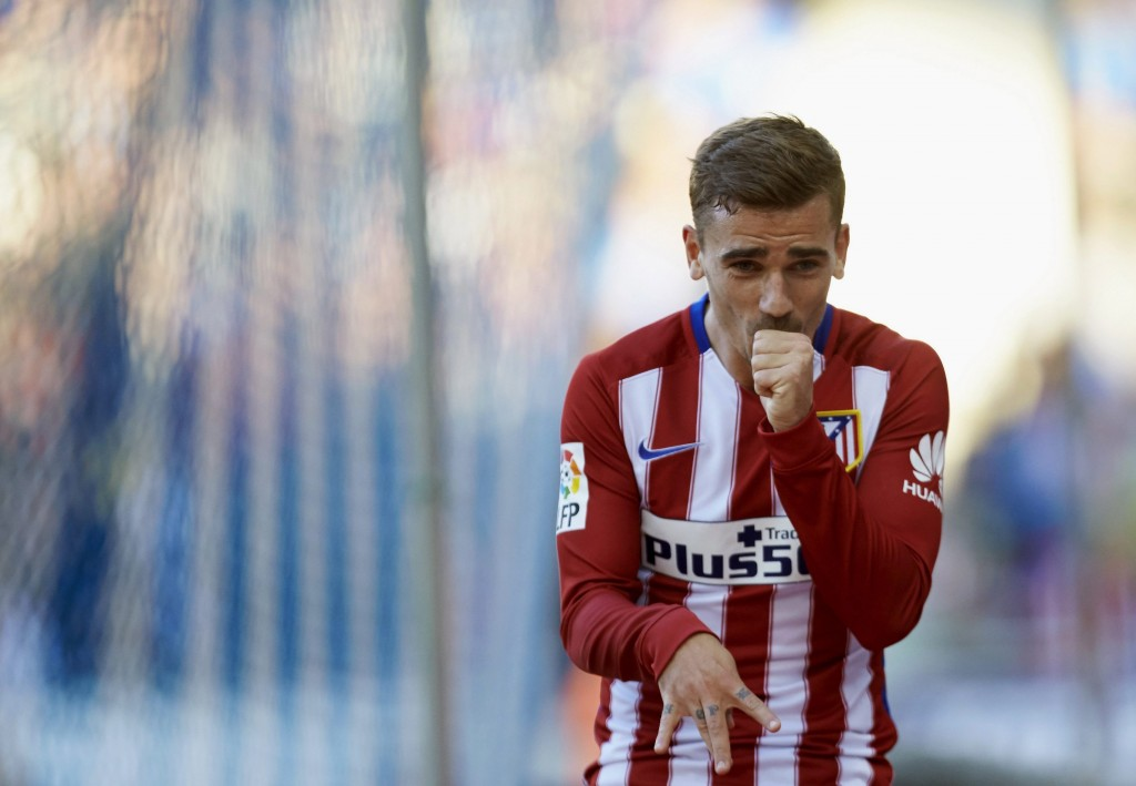 Griezmann has been on fire for Atletico Madrid since joining from Real Sociedad and was on point for his nation ending up as the highest goalscorer in Euro 2016. (Picture Courtesy - AFP/Getty Images)