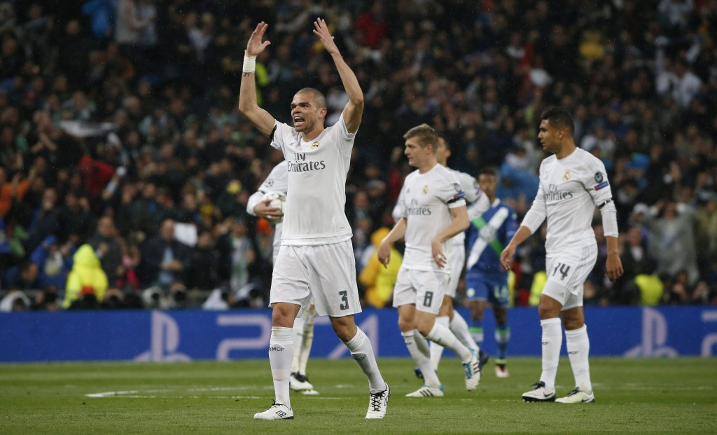 Growing Frustrated with contract disputes at Real Madrid? (Picture Courtesy - AFP/Getty Images)
