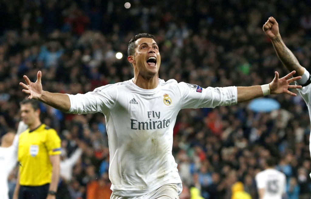 Ronaldo could be returning to action soon. EPA/JJ GUILLEN
