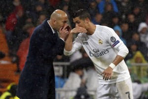 Why Zinedine Zidane was right to substitute Real Madrid star Cristiano Ronaldo